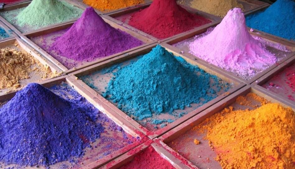 Покраска порошковой краской