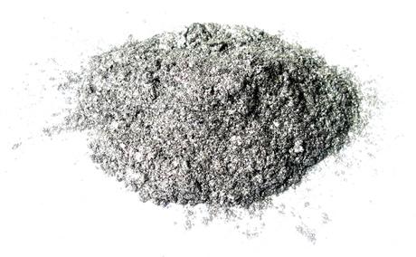 Алюминиевая пудра - применение