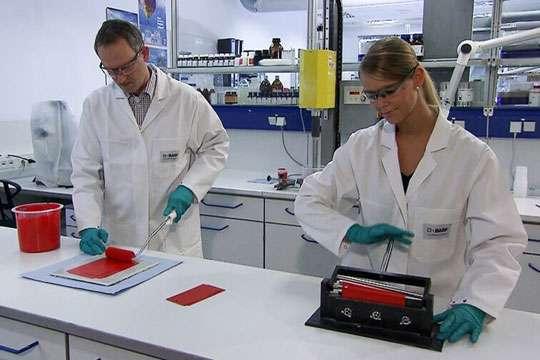 завод лакокрасочных изделий выпускает краску в упаковках данного медицинского центра