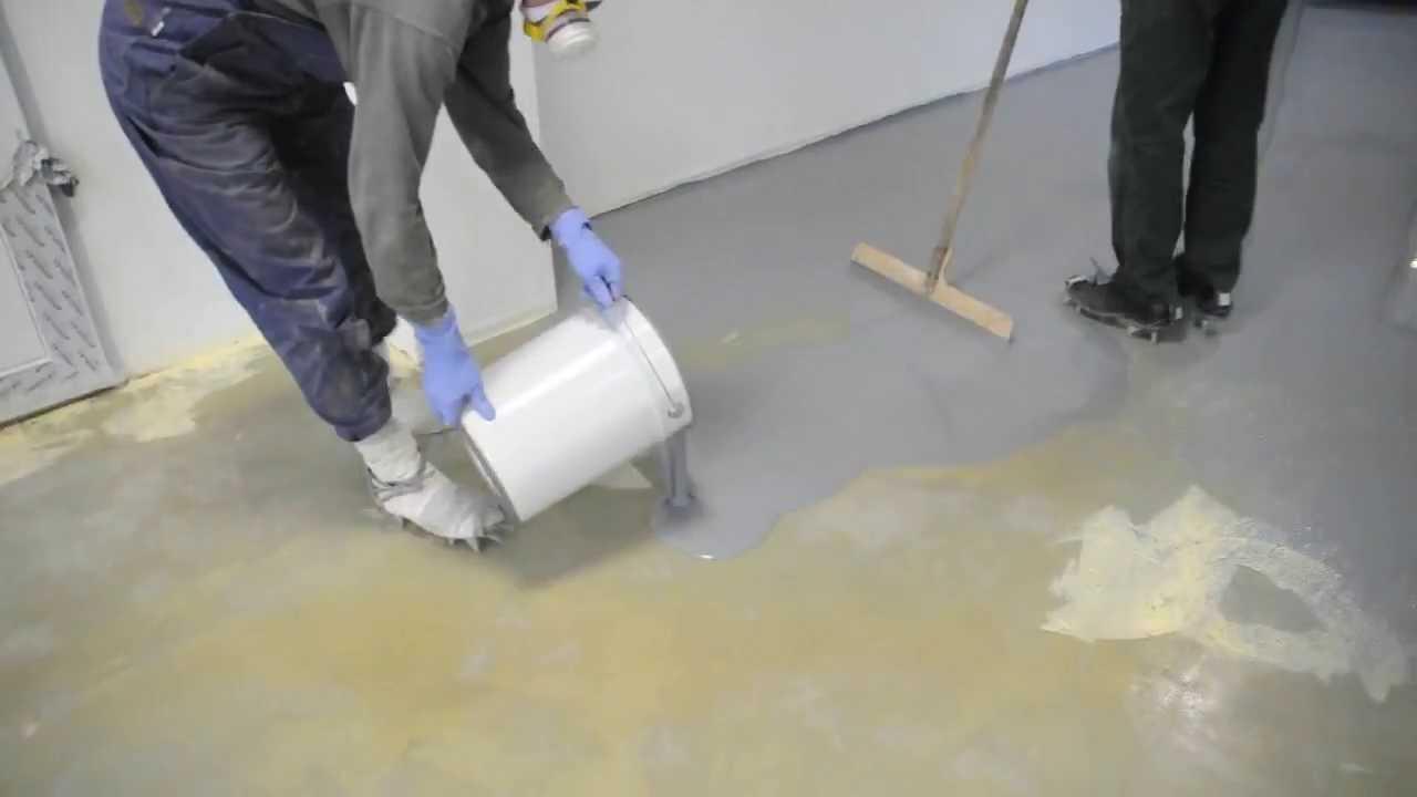 Наливные полы нарушения технологии промышленные наливные полы пермь