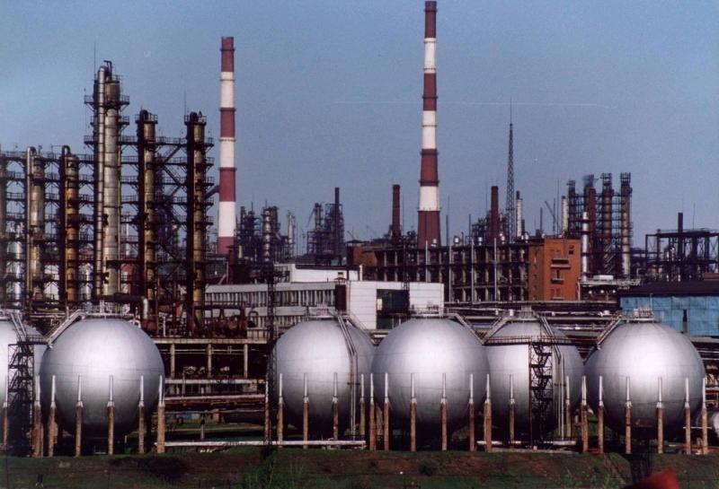 Задачи нефтехимического комплекса