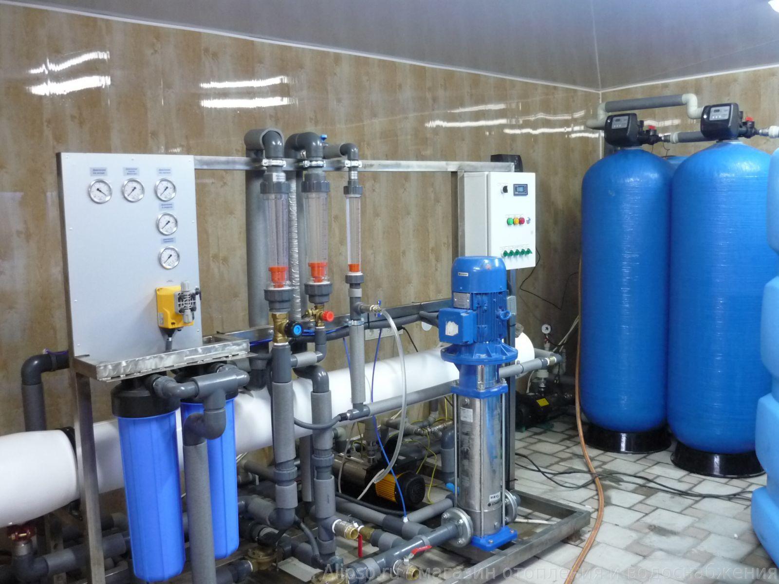 Требования к технической воде