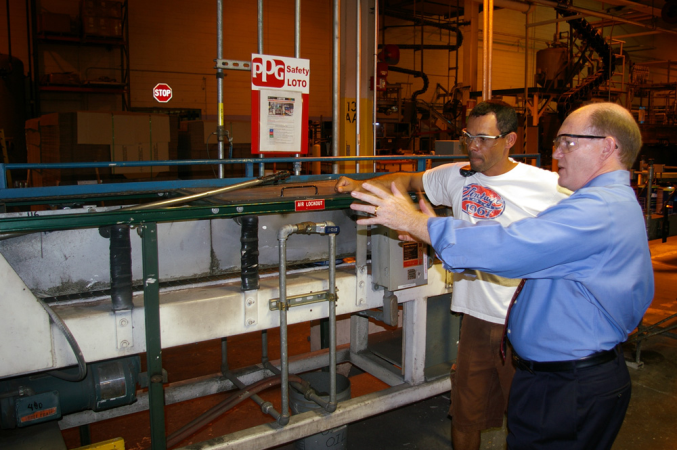 Производство герметиков компании PPG Industries будет расширено