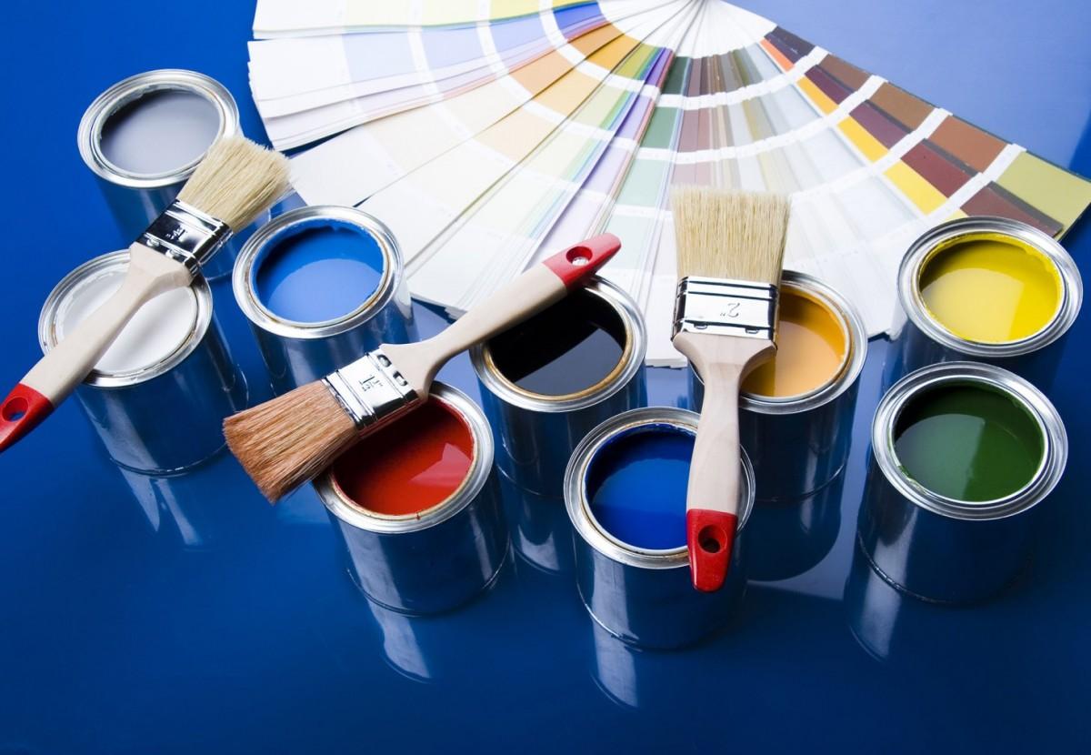 Определение красок