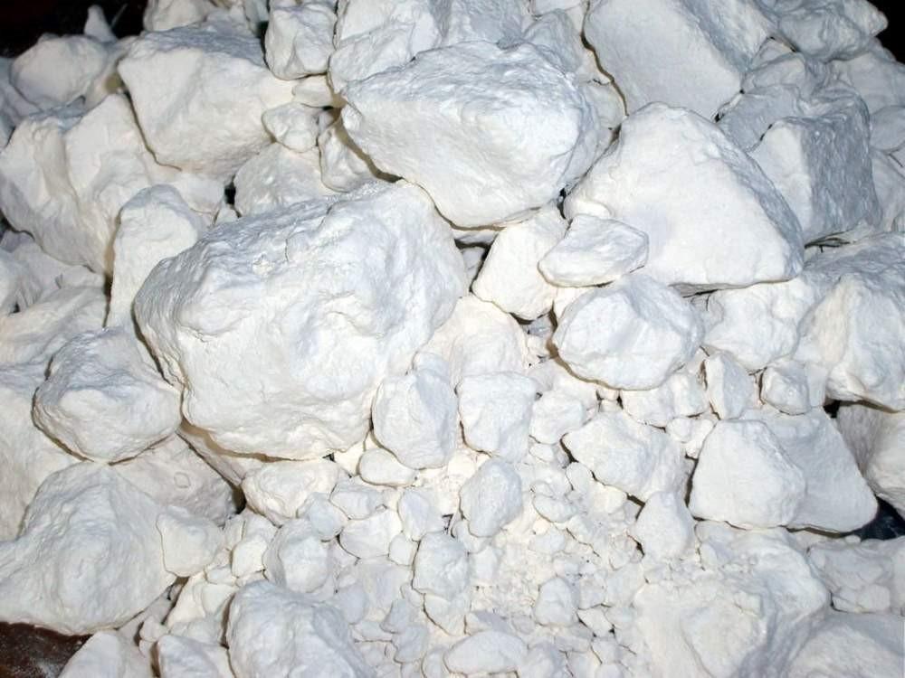 Каолин из глины