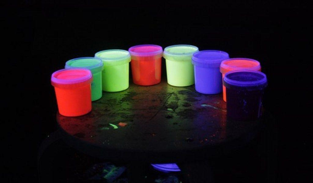 люминесцентная и флуоресцентная краска отличия