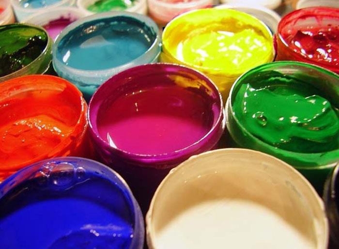 Краски для покраски стен