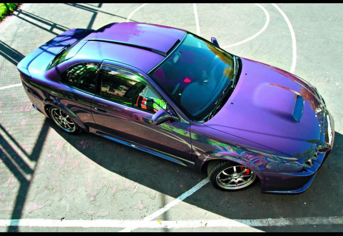 Краски меняющие цвет
