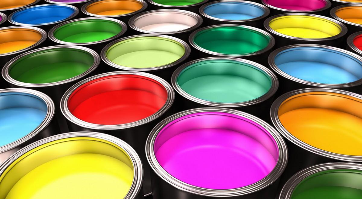 Из чего состоит краска
