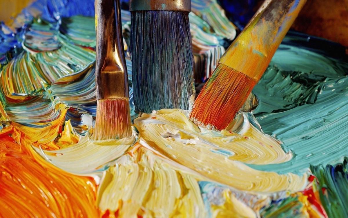 Разбавители для масляных красок