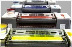 Печатная краска от компании WACKER