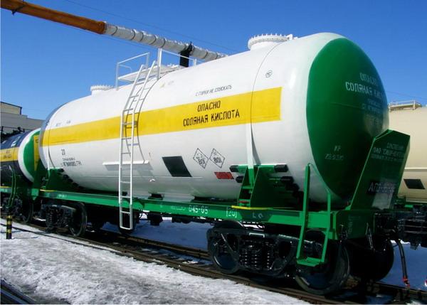 В Кургане начнут выпускать емкости для транспортировки соляной кислоты