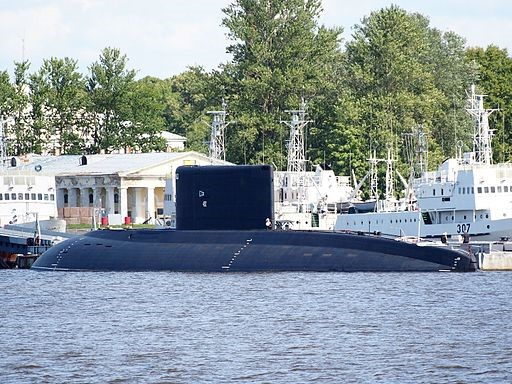 Новое покрытие для субмарин затруднит гидролокацию