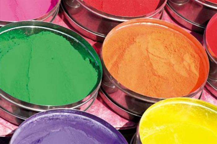 Эпоксидные порошковые краски