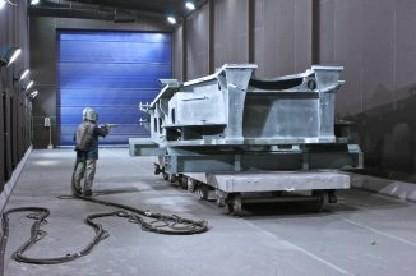 Российскому промышленному кластеру необходимо АКЗ оборудование
