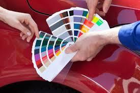 Информация о цветовых тенденциях российского автопрома