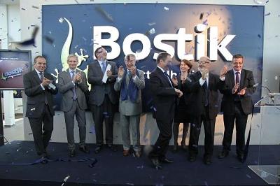 Bostik открыл в Бразилии производство клеев