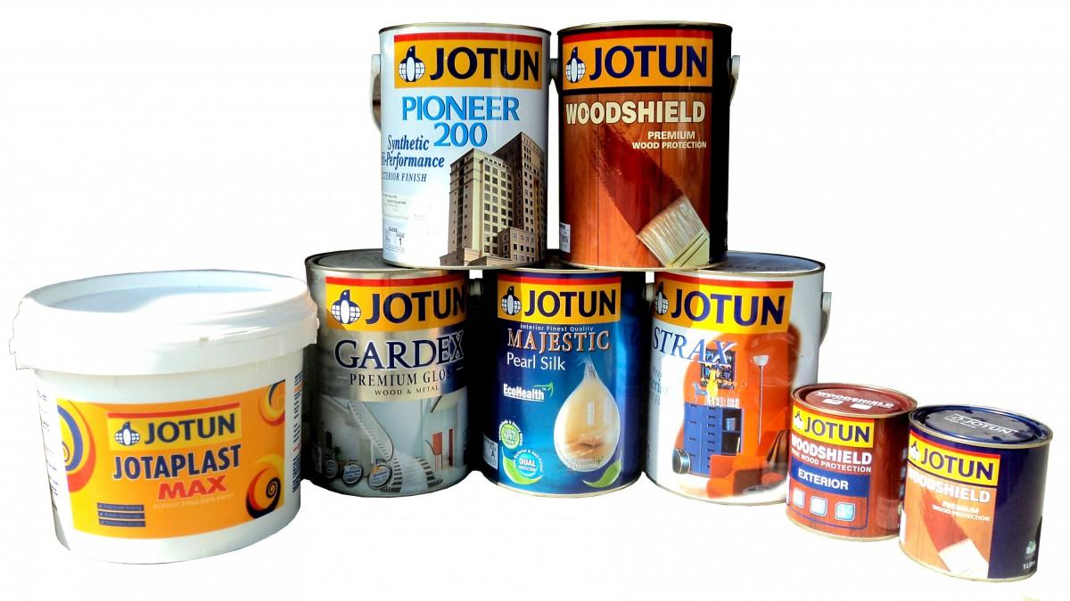 Компания  Jotun не торопится начинать производство ЛКМ в России