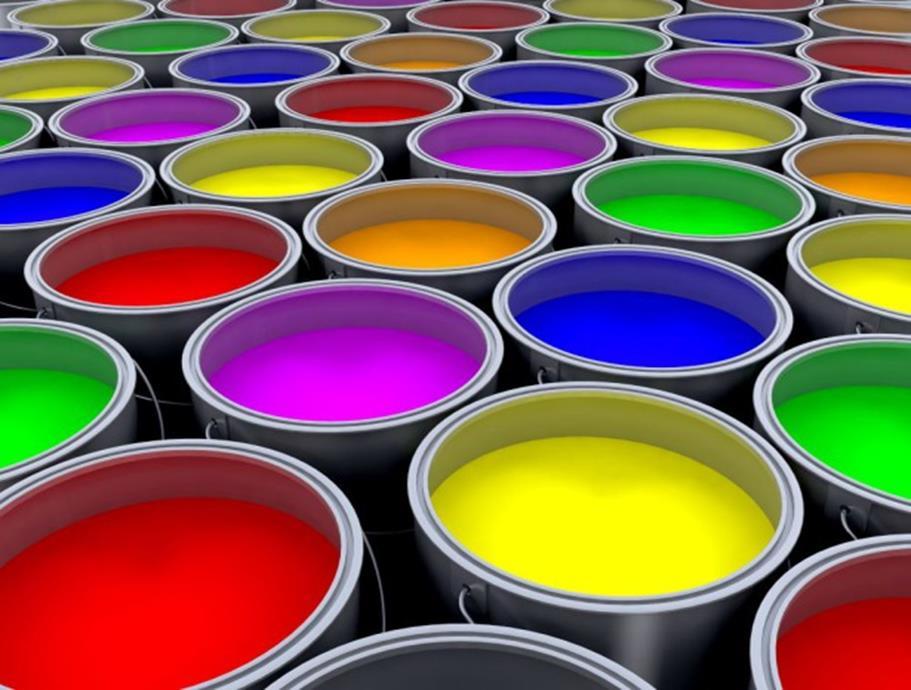 Наполнители красок
