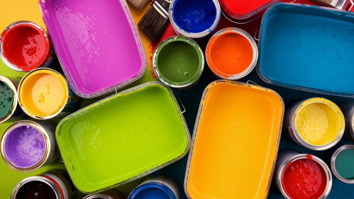 Параметры красок