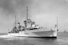 Краска сохранила для истории корабли Второй Мировой Войны