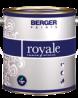 Производитель Berger представил краски для интерьера и экстерьера Royale Premium Silk и Royale Premium Matt