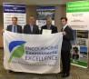 Завод компании PPG удостоился престижной премии в области промышленности Gold Level Encouraging Environmental Excellence
