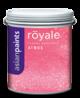 Универсальная серия красок Royale для интерьера от AsianPaints