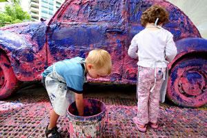 Виды покраски авто